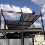 Estrutura metalica para telhado preço