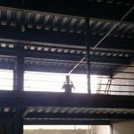 Mezanino metálico projeto