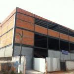 Prédio comercial estrutura metálica